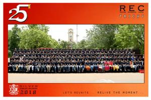Silver Jubilee Reunion Batch : 1993 (July 2018)
