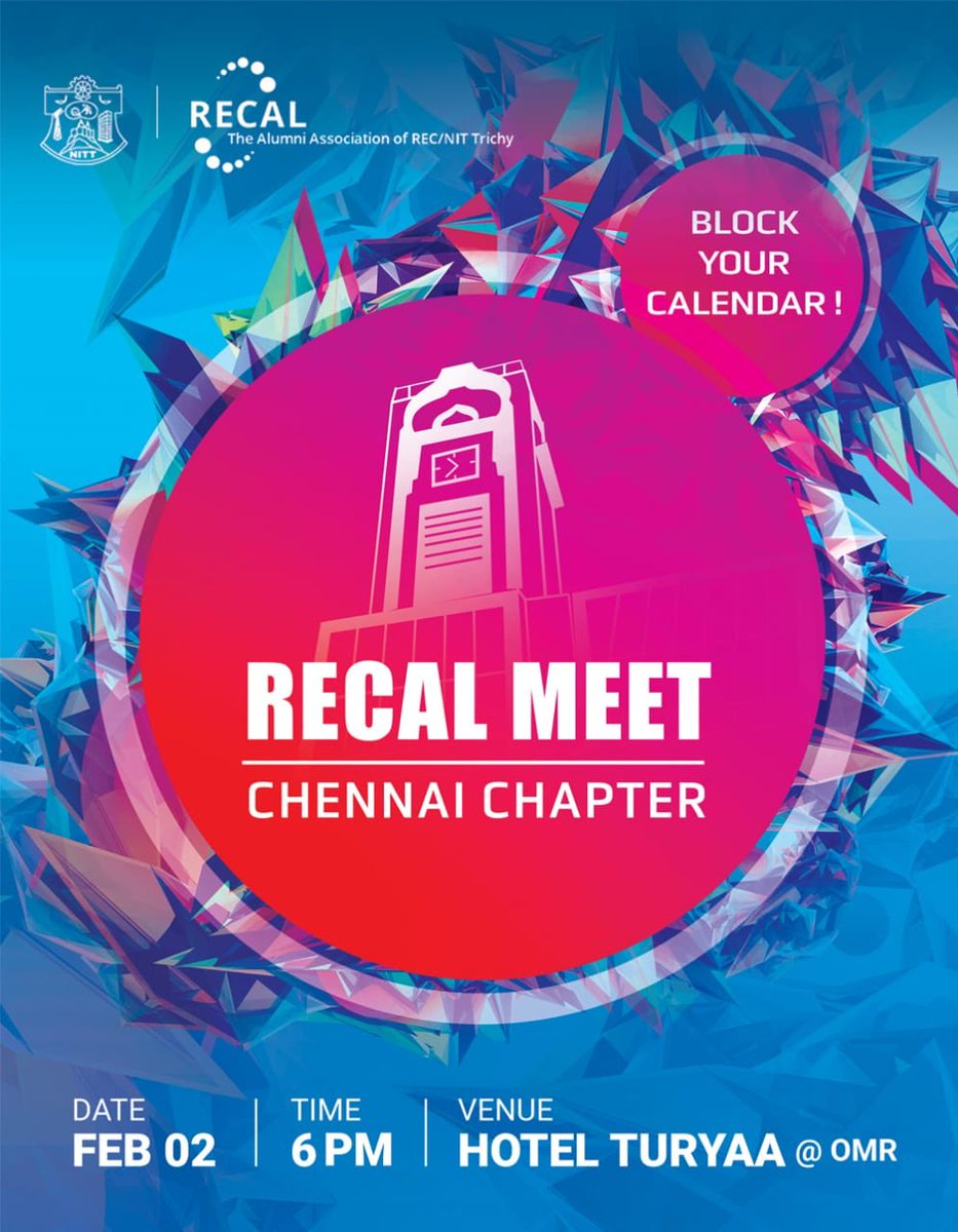 Chennai Chapter Meet - Feb 02, 2019